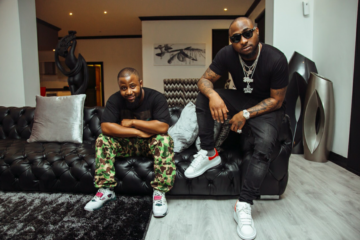 Davido And Cassper Nyovest's Quickie That'll Come Out 🔥