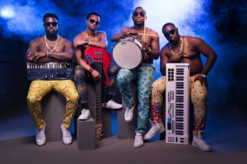 Africa's Premium Band, Alternate Sound Launches Website w/ Epic Photos Shot By Kelechi Amadi-Obi