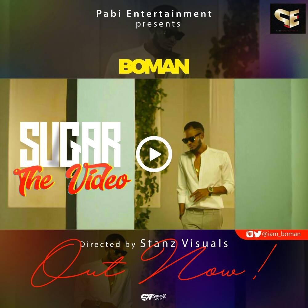 VIDEO: Boman – Sugar