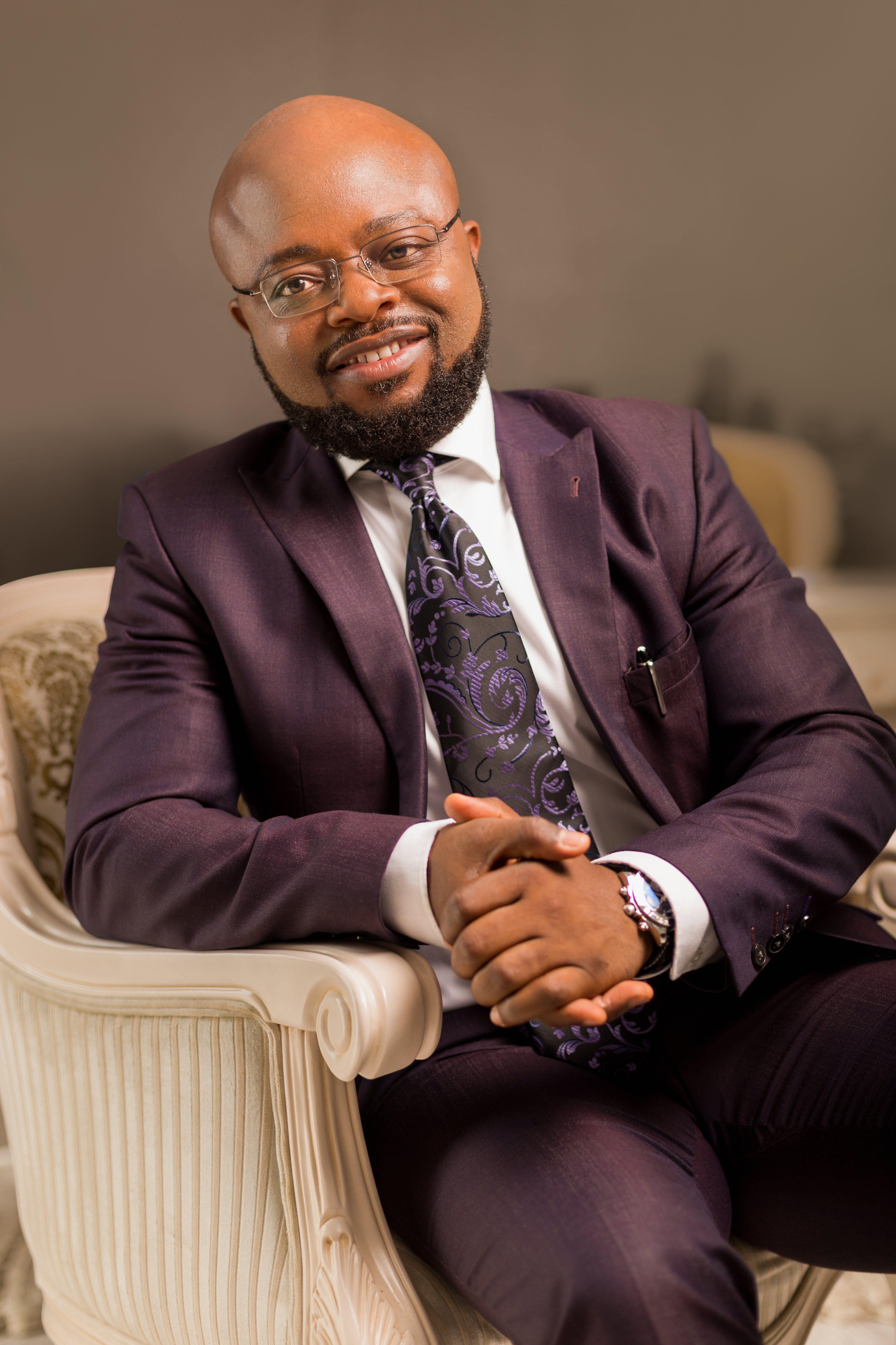 Ifeanyi Odii (Record Label CEO) – Business mogul Ifeanyi Odii launches Ultimus Entertainment