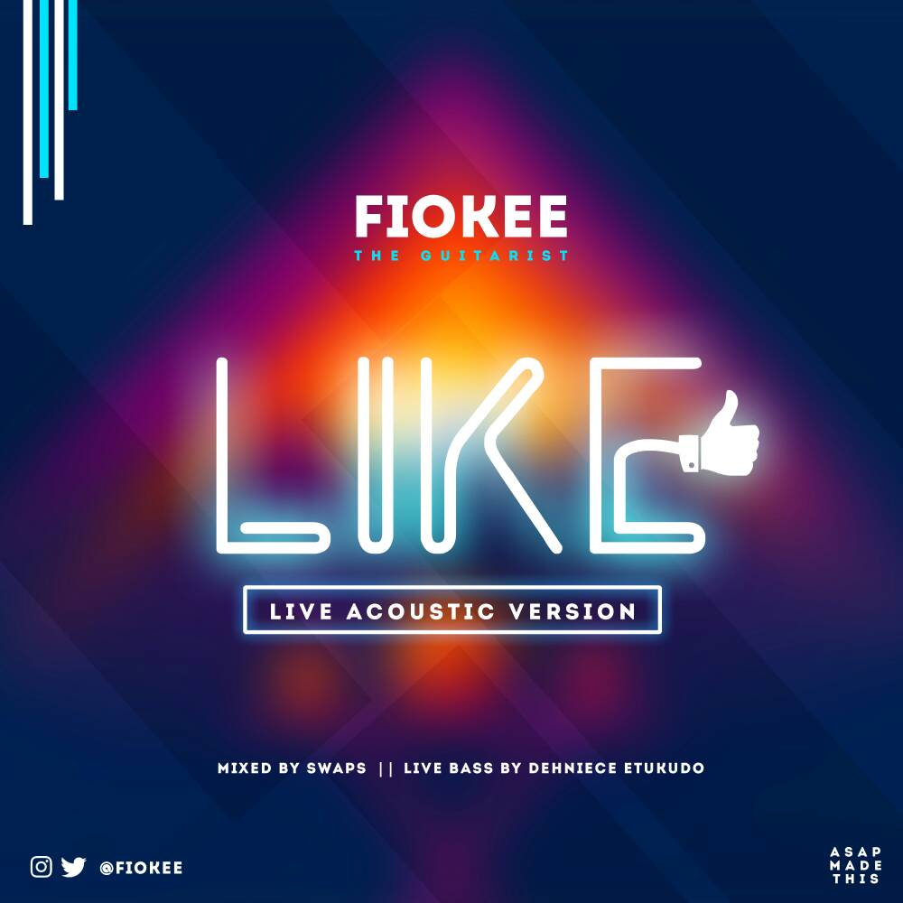 Fiokee - Like (Accoustic Version)