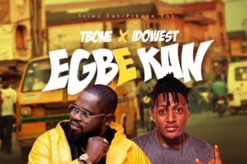 T-Bone (Mr. Kporkish) ft. Idowest – Egbe Kan