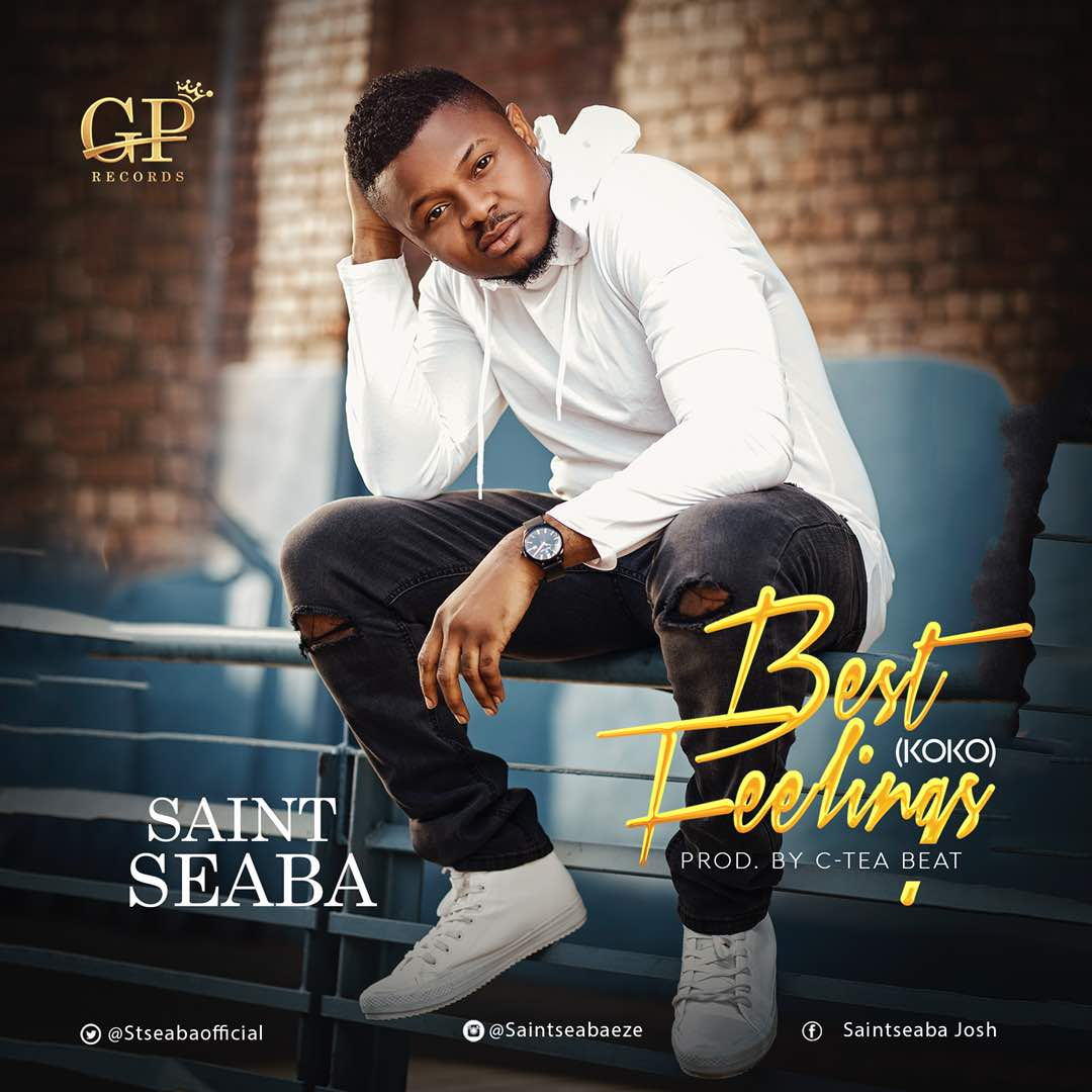 Saint Seaba – Best Feelings (koko)
