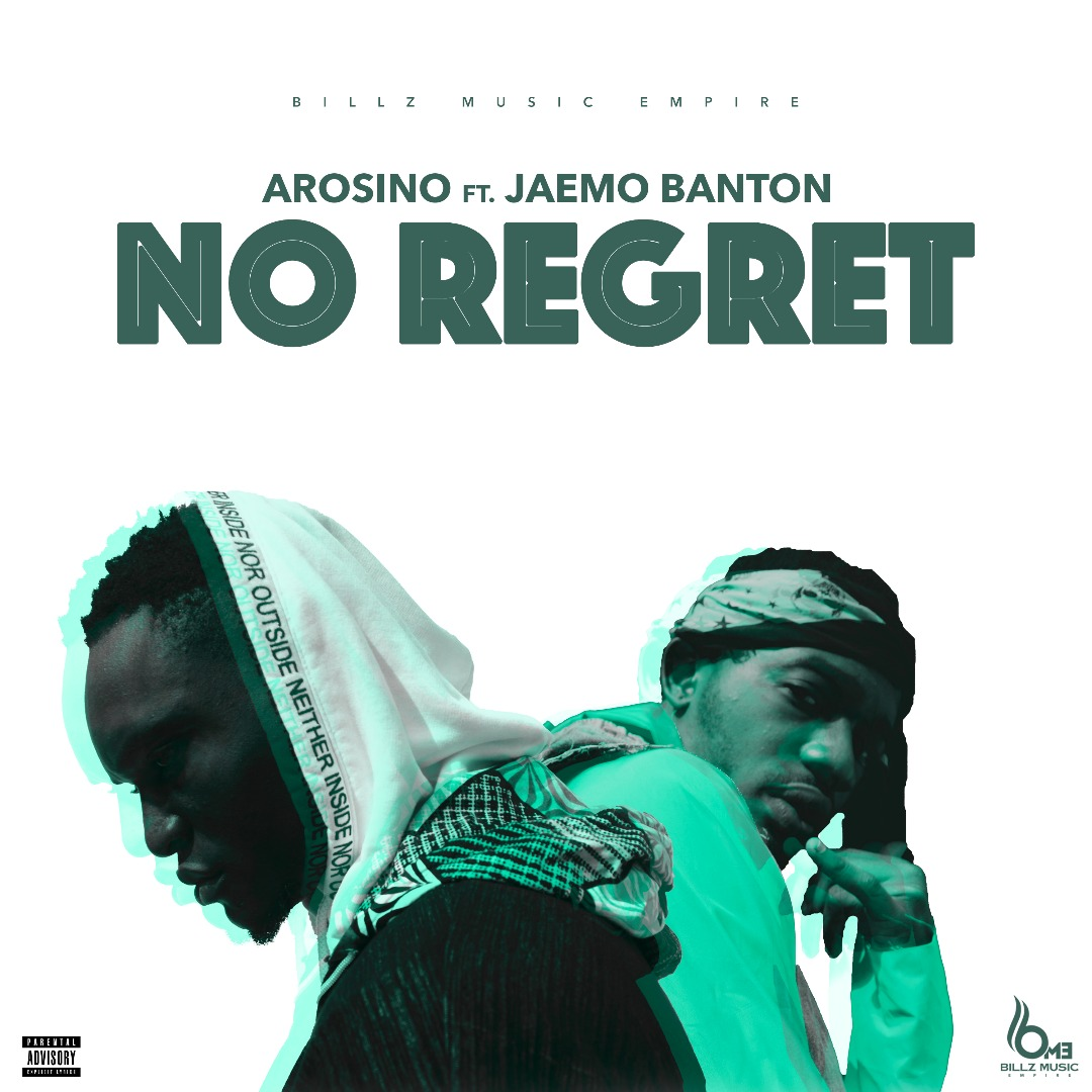 Arosino ft. Jaemo Banton – No Regret