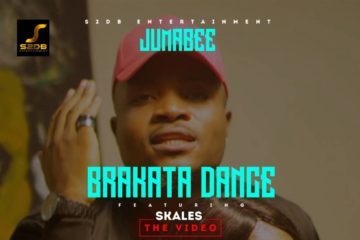 VIDEO: Jumabee ft. Skales – Brakata Dance