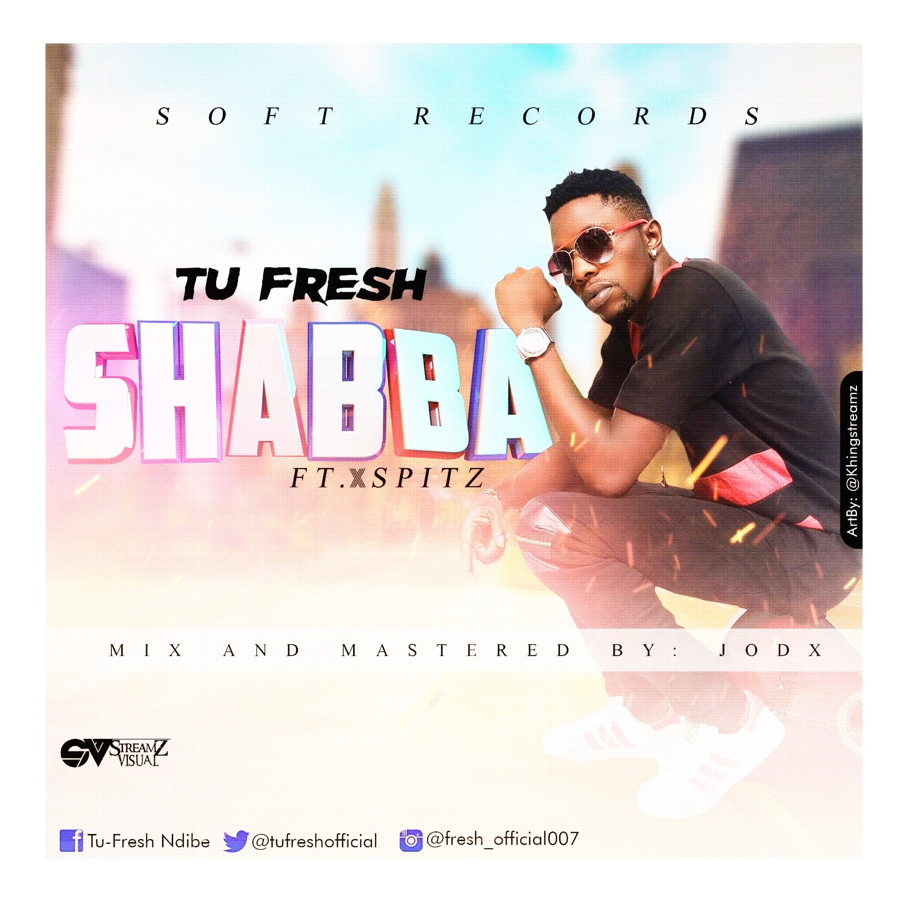 Tu Fresh ft. Spitz – Shabba