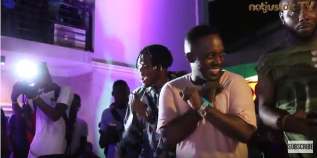 "NotjustOk TV: MI Abaga & Friends At ""Rendezvous"" Private Party"
