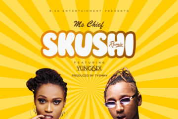 Ms. Chief Ft. Yung6ix – Skushi (Remix)