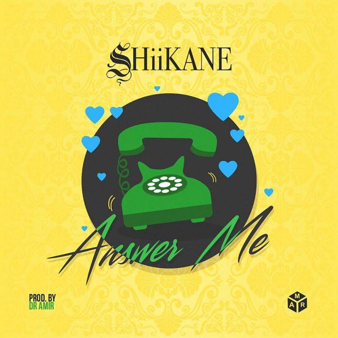 SHiiKANE - Answer Me (prod. Dr. Amir)