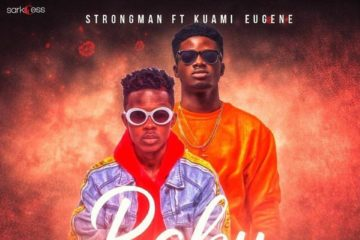 "Sarkodie Unveils New Act ""Strongman"" 