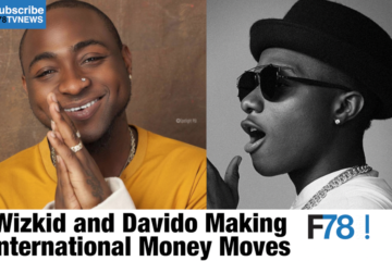 F78 WEEKLY NEWS: Wizkid & Davido Making International Money Moves, Hushpuppi Blasts Rapper MI, Ebony Reigns + More