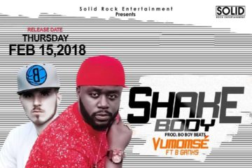 VIDEO: Vumomse – Shake Body ft. B-Ganhs