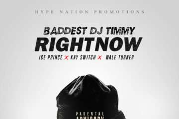 DJ Timmy – Right Now ft. Ice Prince x Kayswitch x Wale Turner