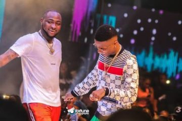 Wizkid and Davido Making International Money Moves… Read!
