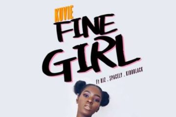Kuvie – Fine Girl (ft RJZ, $pacely, & Kiddblack)