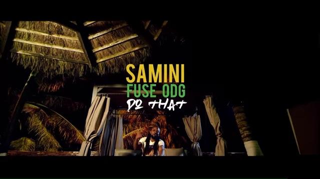 VIDEO: Samini – Do That ft Fuse ODG