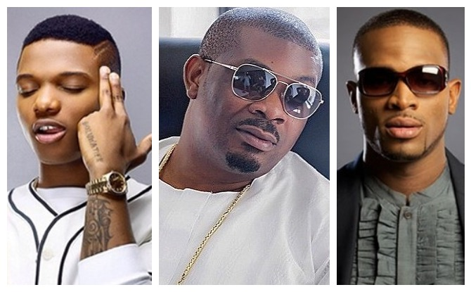 Successful Nigerian Musicians and Their Net Worths - Notjustok