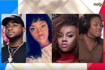 NotjustOk News: Davido Denies Cheating Allegation, Kiss Daniel Wins Court Case??, Olamide Springs Major Surprise + More