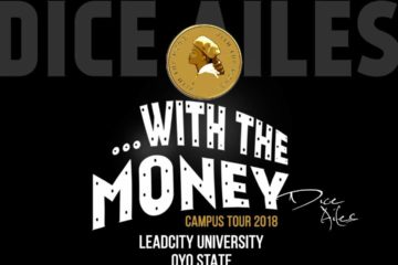 """Dice Ailes Set To Hold First Worldwide Tour Themed """"…With The Money Tour"""""""