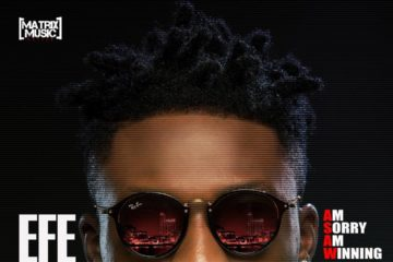 "#BBNaija Winner, Efe Releases ""Am Sorry Am Winning"" Album 