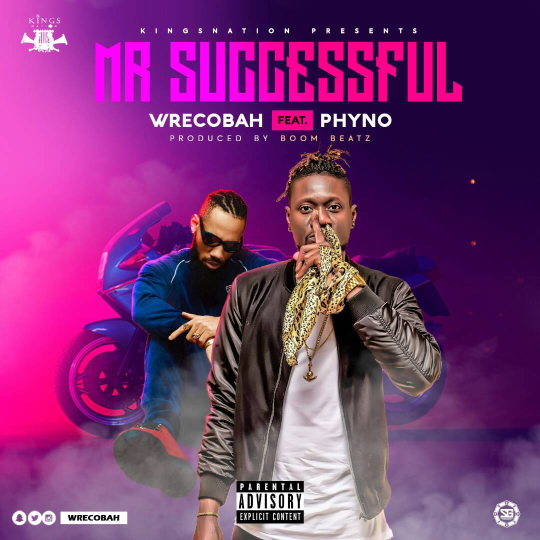 Wrecobah ft. Phyno - Mr Successful