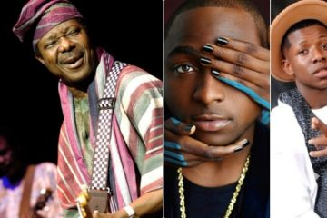 NotjustOk News: Wizkid Reveals Big Secret, KSA To Sue Davido?, Mr. Real Denies D'Banj + More