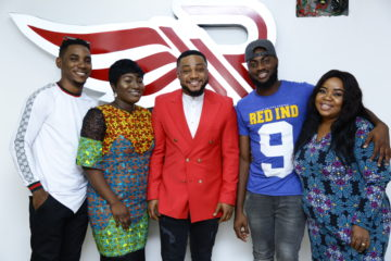 "Tim Godfrey Unveils Record Label – ""ROX Nation"", Signs Artistes"