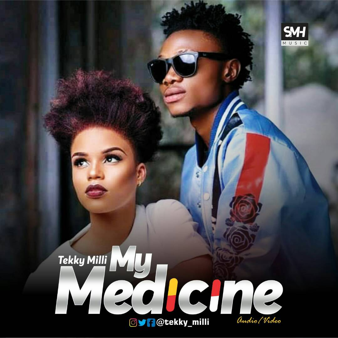 VIDEO + AUDIO: Tekky milli – My Medicine