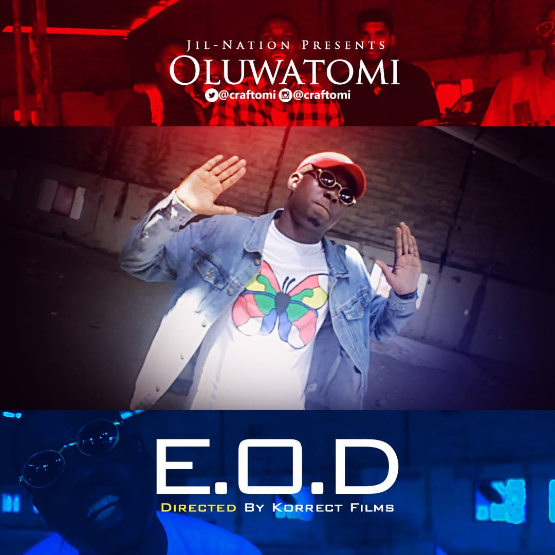 Oluwatomi - E.O.D (End Of Discussion)