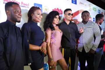 #BBNaija 2018: Evicted Housemates, Celebs, Fans Turn Up For The First Big Brother Naija Eviction Party