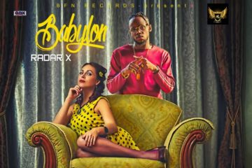 Radar X – Babylon (Prod. E-Kelly)
