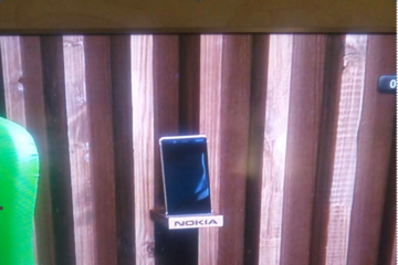 Nokia 8; Big Brother Finally Allows A Phone in the House