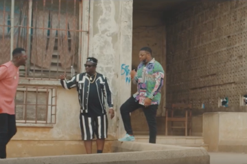 VIDEO: Larry Gaaga ft. Wande Coal & Baseone – Sho Ja
