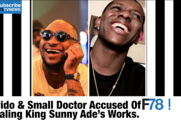 F78 WEEKLY NEWS: Davido & Small Doctor Accused Of Stealing King Sunny Ade's Works, Weird MC, Cardi B + More