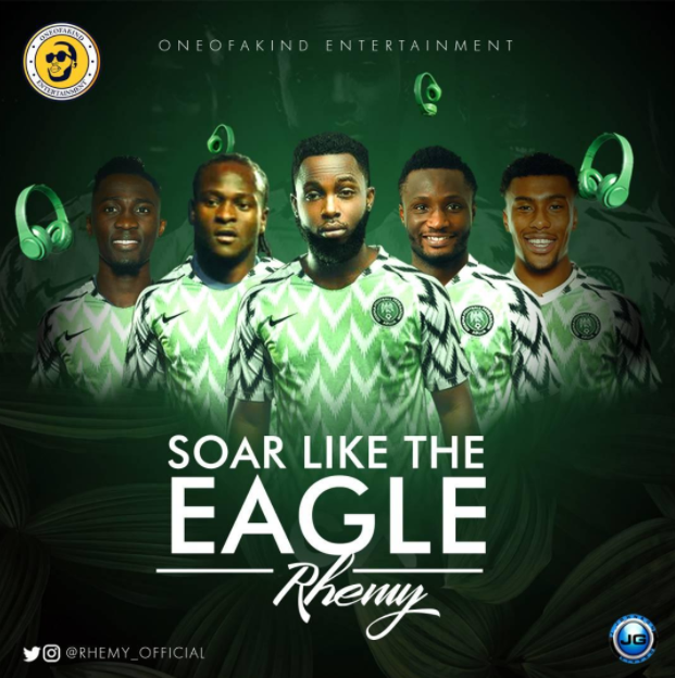 Rhemy – Soar Like The Eagle