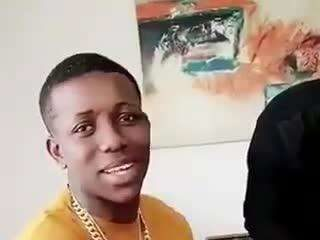 """Ebay Gave Me A Poisoned Hennessy At Small Doctor's House"" – Jurjiversal Accuses Small Doctor Of Attempted Murder"