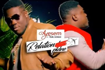 VIDEO: Ayesem – Relationplane ft Kurl Songx
