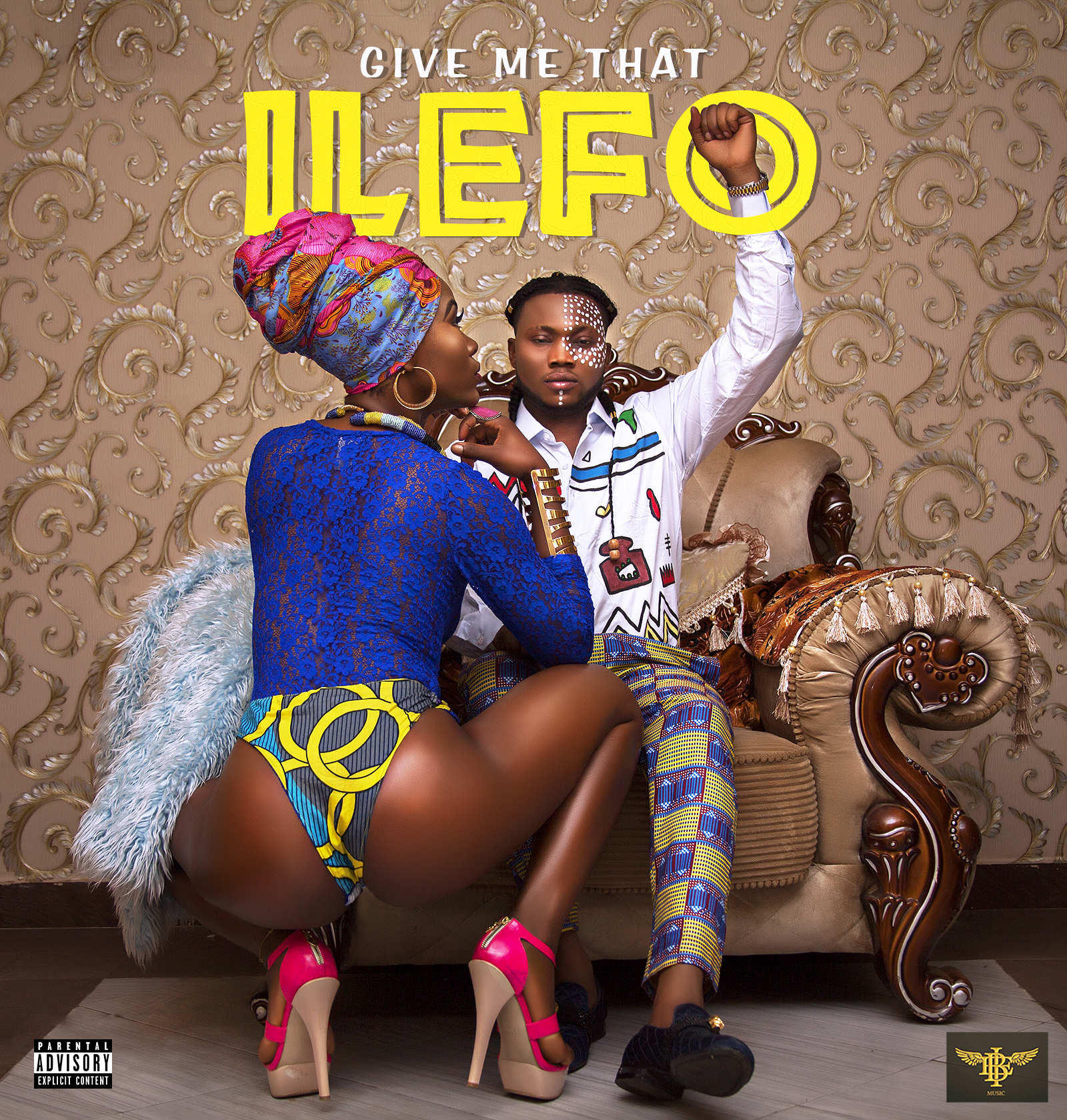 Ilefo – Give Me Dat (Prod By Young John)