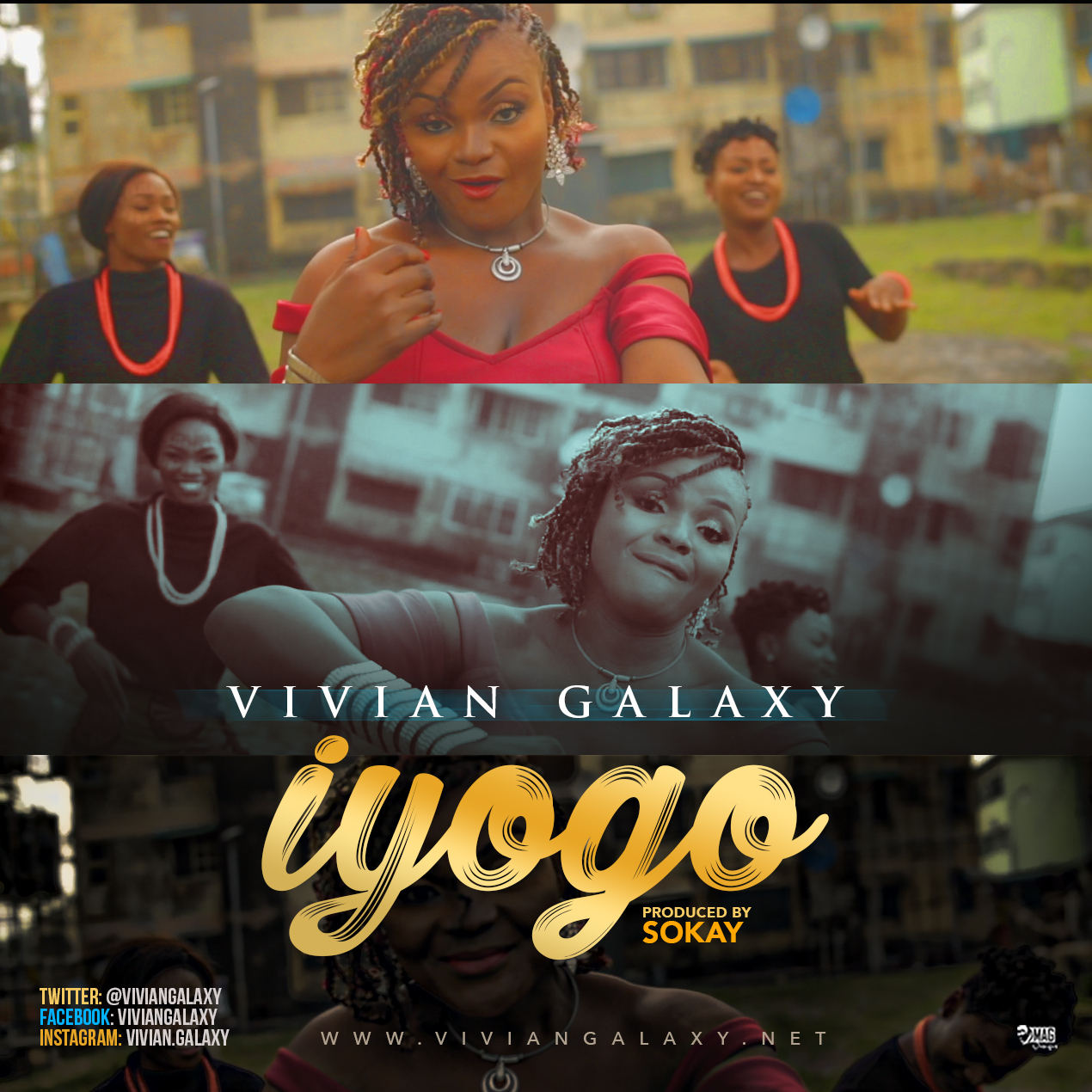 VIDEO: Vivian Galaxy – Iyogo || prod. Sokay