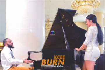 VIDEO: Kcee ft. Sarkodie – Burn