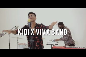 KiDi x Viva Band – Odo (Live Band Rendition)