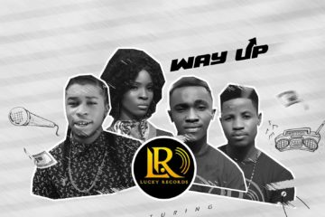 VIDEO: Lucky Records – Way Up ft. Lil Steve X Precilaw X Lil Cyp X Azien