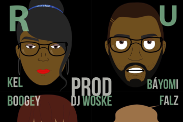 DJ Woske ft. Falz, Kel,Boogey & Bayomi – Rude