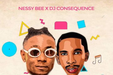 VIDEO: Nessy Bee x DJ Consequence – Don't Stop The Music