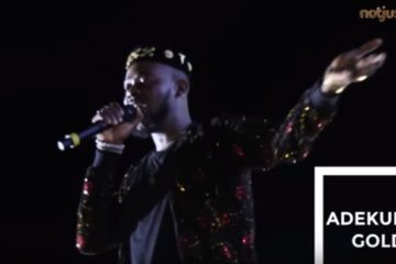 NotjustOk TV: 2Baba, Wizkid, Mayorkun, Ycee, Brymo, Adekunle Gold And Others Thrill Fans At #GidiFest2018