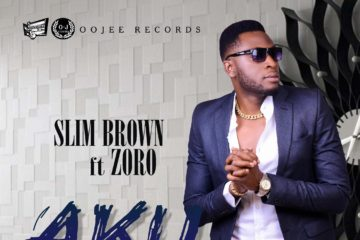 Slim Brown – Aku ft. Zoro