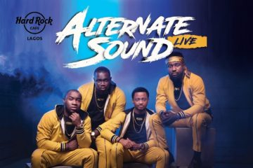 "WIN Tickets To See ""Alternate Sound Live""; Africa's #1 Premium Band"