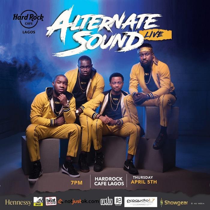 "WIN Tickets To ""Alternate Sound Live""; Africa's #1 Premium Band"