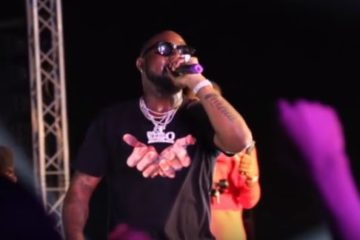 "NotjustOk TV: Davido and DMW Crew Shut Down ""Afro Beach Rave"" With Electrifying Performance"