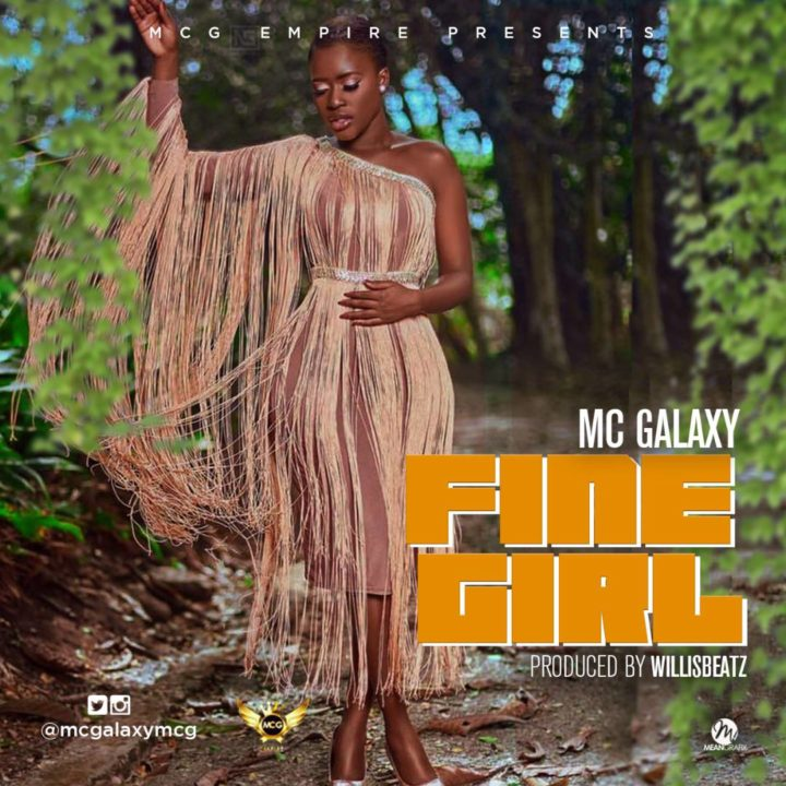 MC Galaxy - Fine Girl (prod. WillisBeatz)